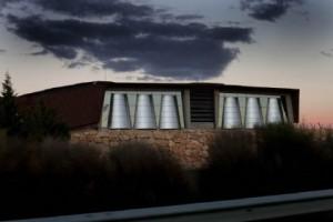 Bodegas Portia, diseñadas por Norman Foster