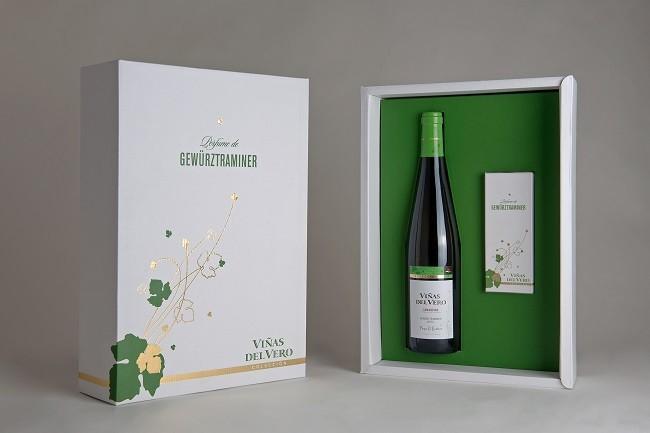 Perfumes inspirados en los aromas del vino