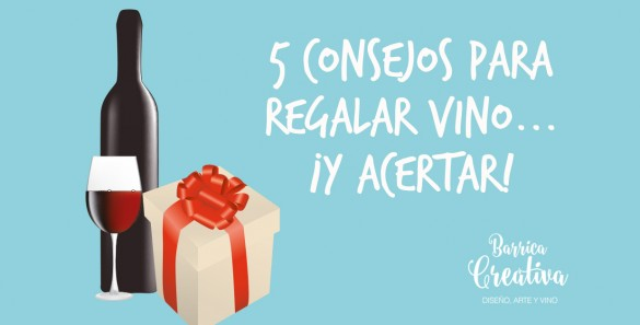 barrica-consejos para regalar vino