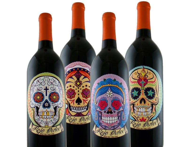 4 vinos para regalar en Halloween