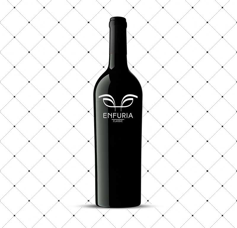 diseño de etiquetas de vino-barrica creativa-enfuria c
