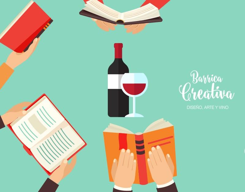 Libros de vino para este 23 de abril