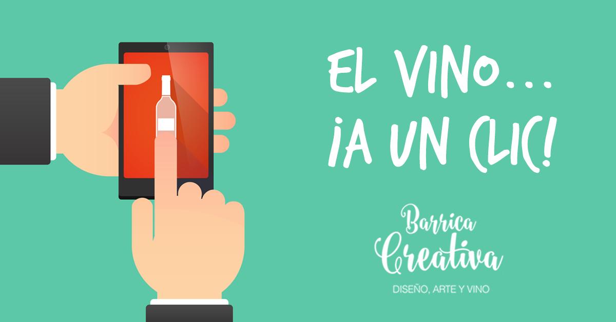 comprar vino por internet-barrica creativa