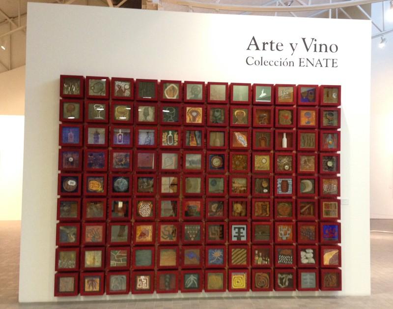 Arte y vino en el museo con Bodegas Enate