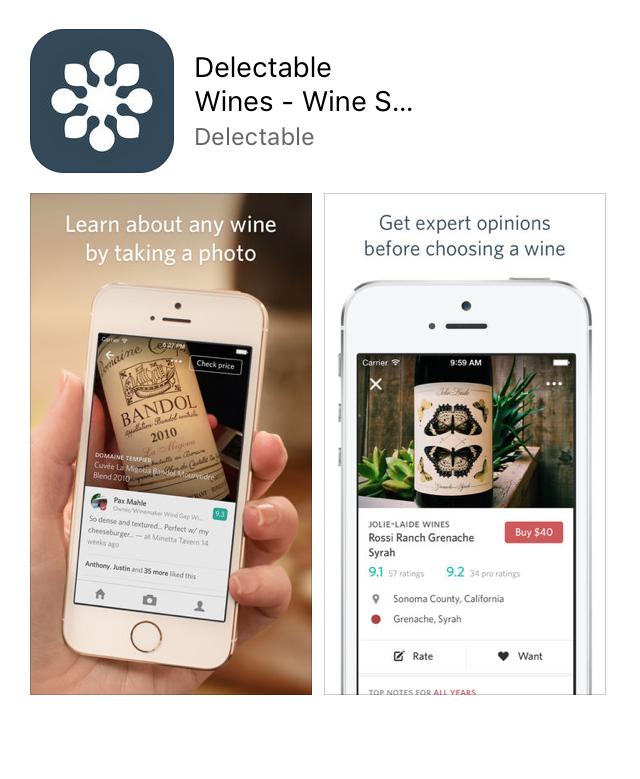 app sobre vino-barrica creativa-DELECTABLE