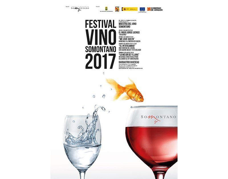 La cita de esta semana… Festival del Vino Somontano
