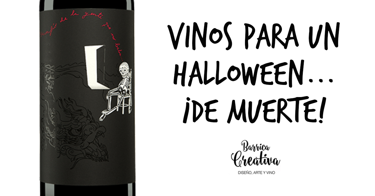 PACKAGING-VINO-HALLOWEEN-Barrica Creativa