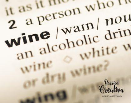Términos sobre vino para parecer un entendido