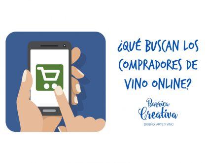 Comprar vino por internet, ¿qué buscan los compradores?