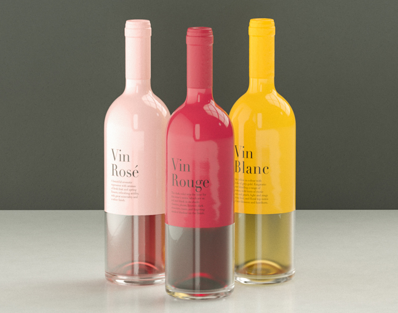 packaging de vino-barrica creativa