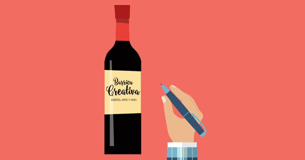 plantillas de etiquetas de vino gratis-Barrica Creativa