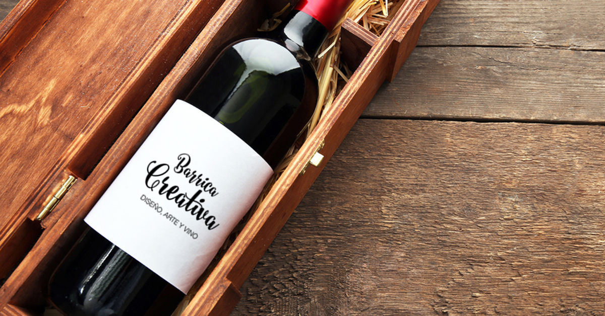 etiquetas de vino personalizadas-Barrica Creativa
