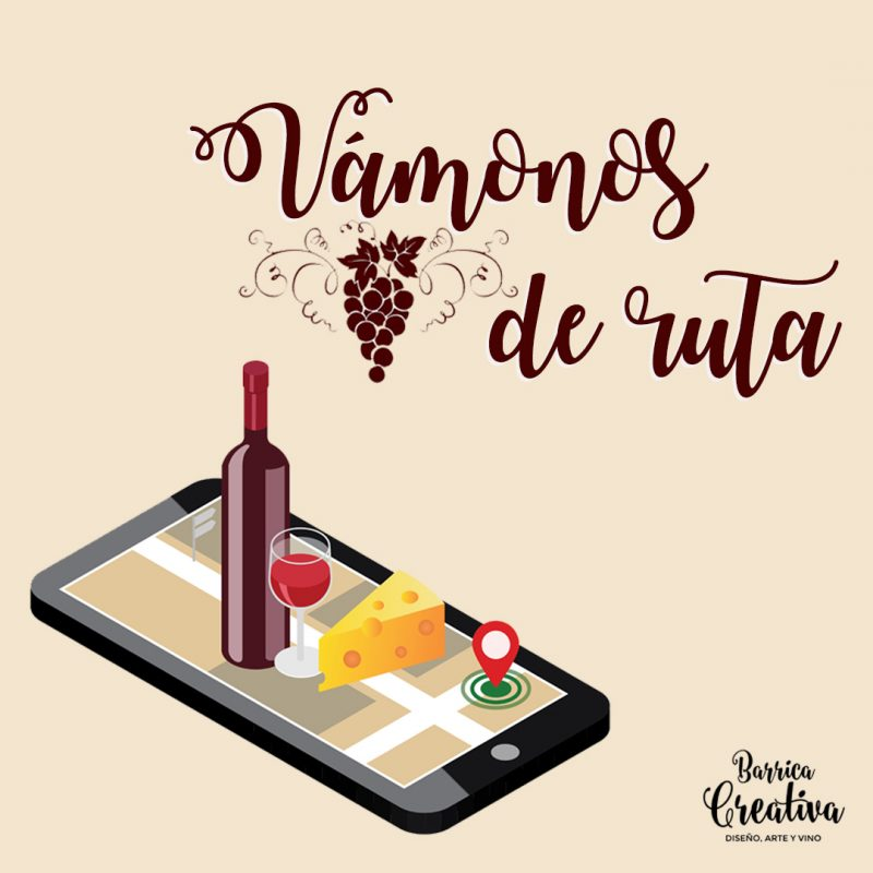 En Semana Santa… ruta del vino