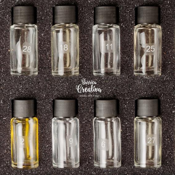 ¿Una caja de aromas para catar vinos?