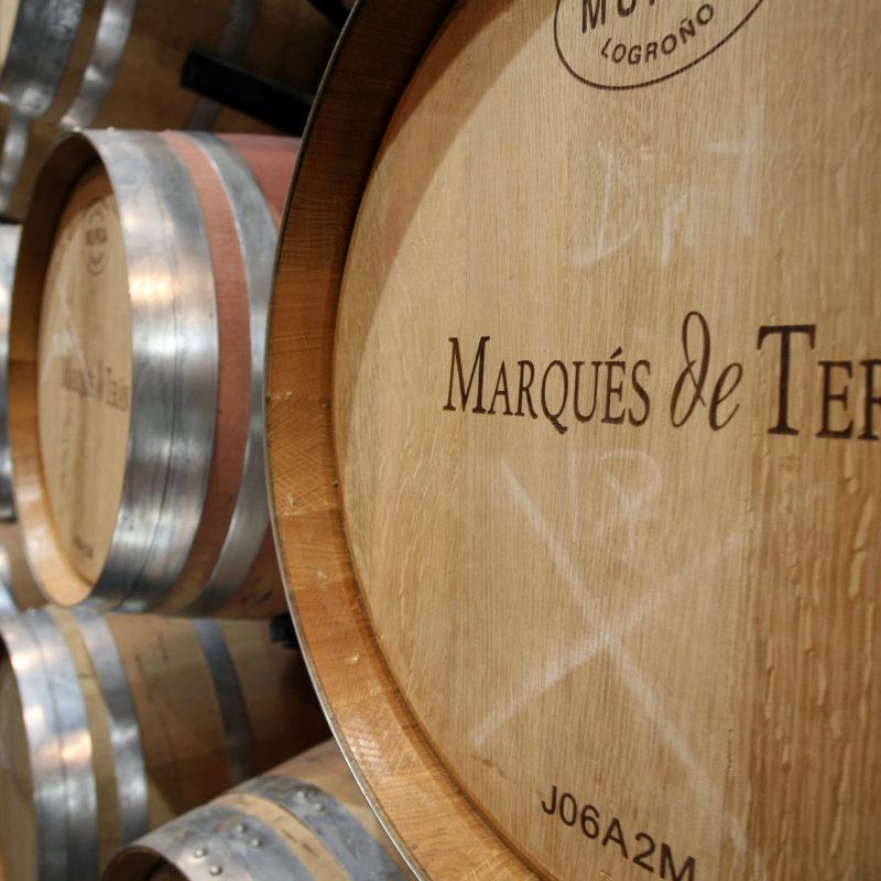 Marqués de Terán, una bodega única