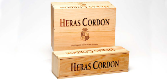 packaging heras cordón