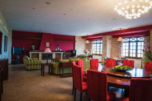 nuevo hotel Bodegas San Valero